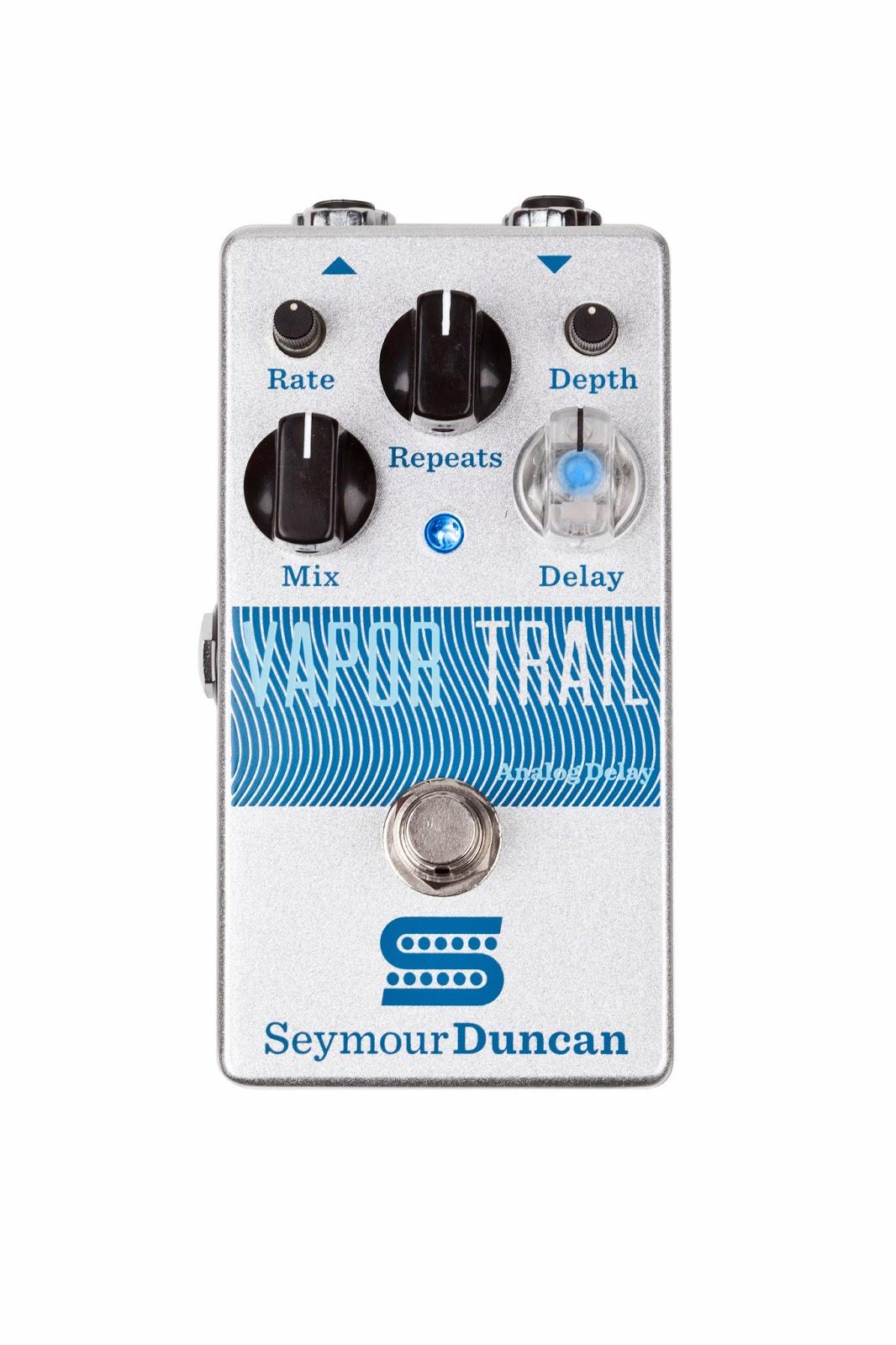 Vapor Trail Delay : seymour duncan 39 s new vapor trail analog delay stratocaster guitar culture stratoblogster ~ Hamham.info Haus und Dekorationen