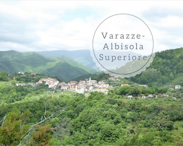 Sentiero Liguria Varazze Albisola Superiore