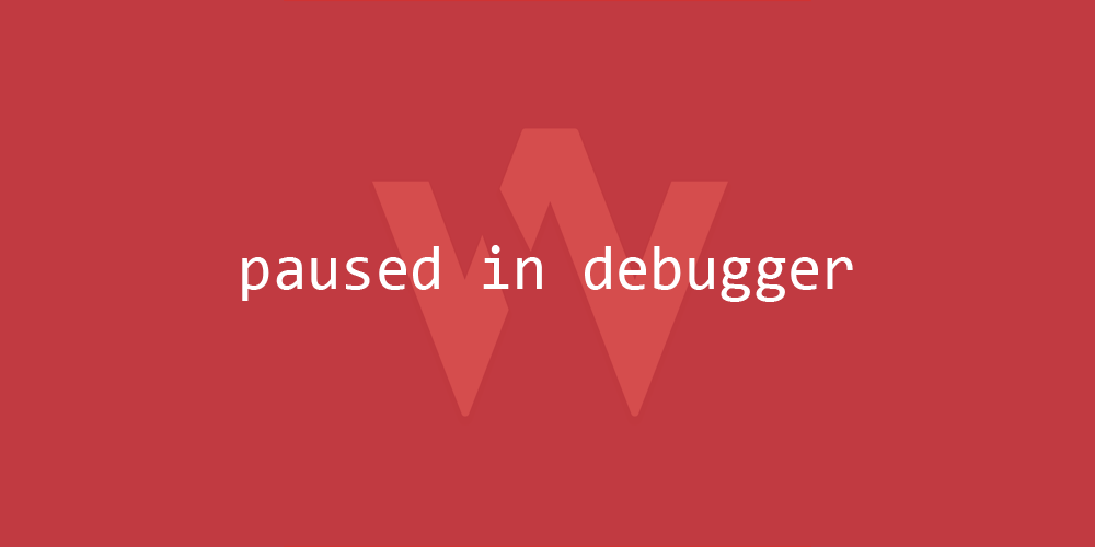 Thủ thuật chống F12 cho Blog bằng Javascript Debugger in Developer Tools