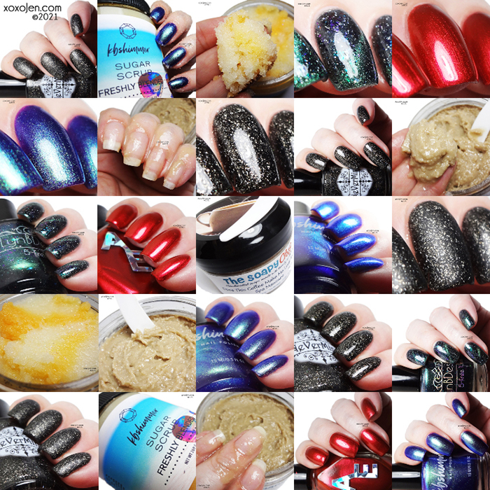 xoxoJen's swatch of Polish Pickup: Guilty Pleasures