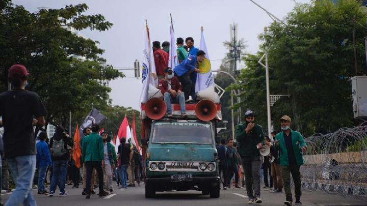 YLBHI Minta Rekannya Dibebaskan, Polri: Yang Ditahan Bukan Massa Demo