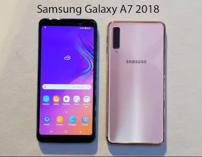The Samsung Galaxy A7