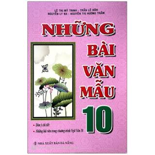 Những Bài Văn Mẫu 10 ebook PDF EPUB AWZ3 PRC MOBI