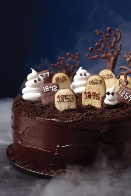 cake ideas for halloween