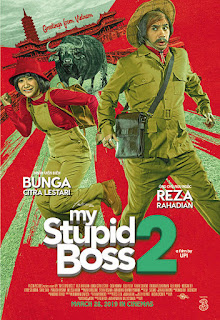 Download My Stupid Boss 2 (2019) Subtitle Indonesia 360p, 480p, 720p, 1080p