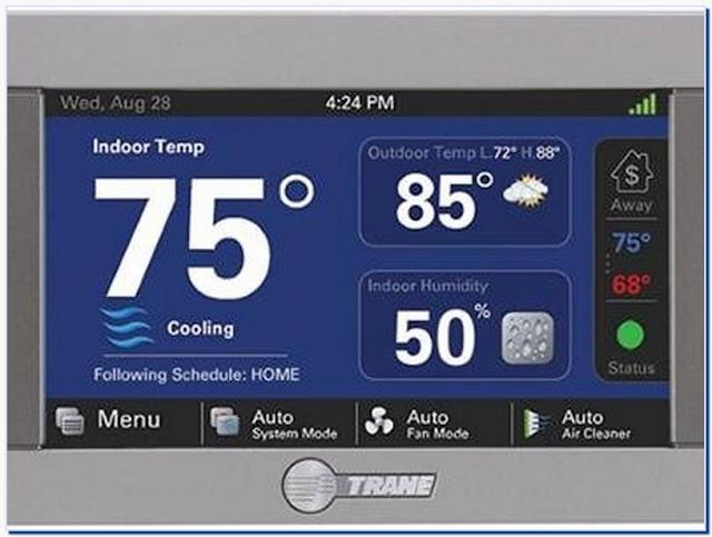 Trane Thermostat Wifi Not Working