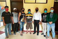Simpan 1 Kg Ganja, BHN Ditangkap Satreskoba Polres Samosir