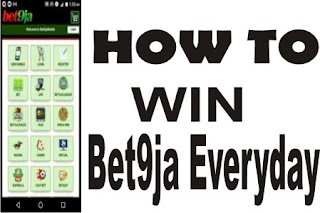 How to win bet9ja everyday