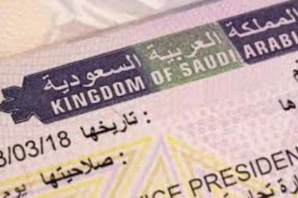Cara Mengurus Visit Visa Saudi Arabia (Terbaru)