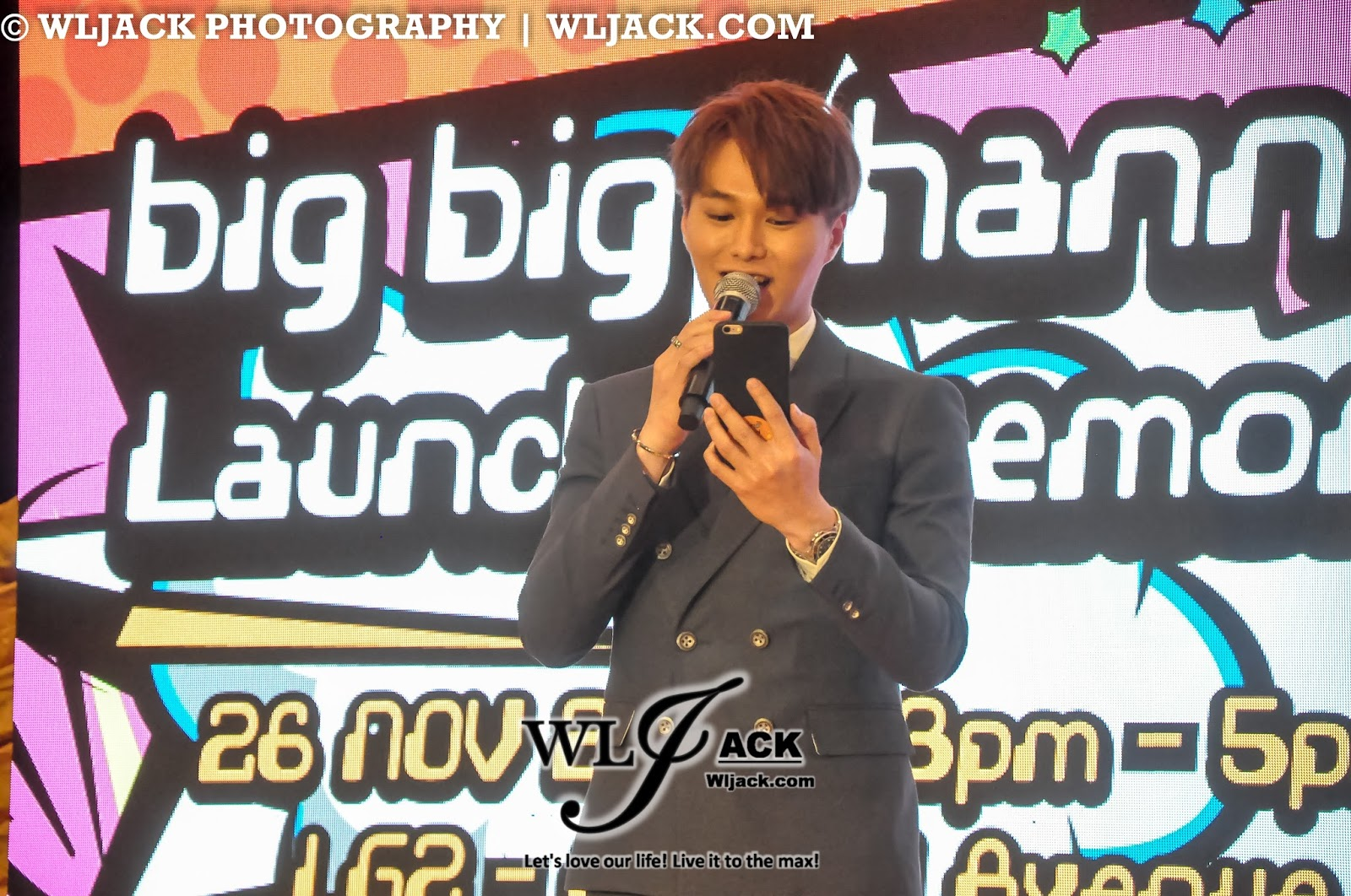 "Coverage] TVB ""big big channel"" Launch Ceremony - WLJack com 华龙"