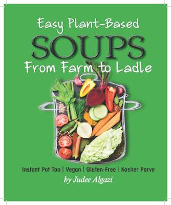 Cookbook- Plant-Based Soups