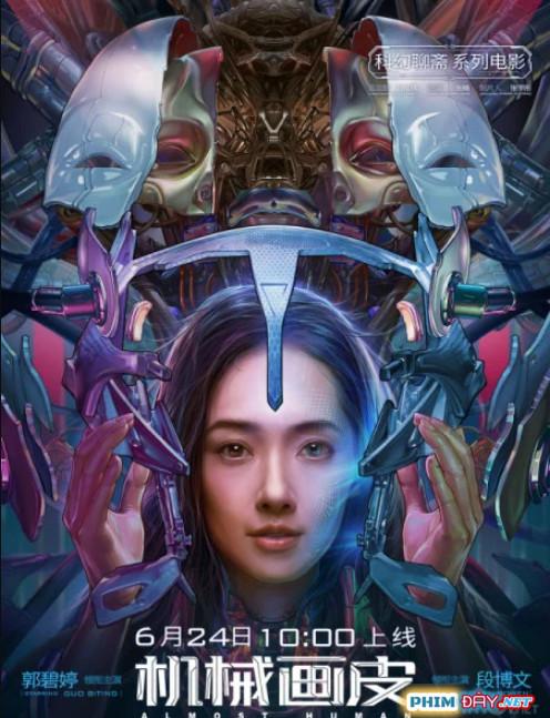 Vỏ Bọc Người Máy - Almost Human (2020)