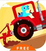 Game Dinosaur Farm Free - Tractor Download