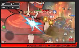 Attack on Titan Senki