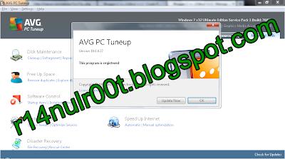 AVG PC Tuneup 2012 + License Key Gratis