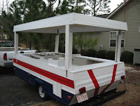 Mobile Food Trailer, mobil dapur, mobile kitchen