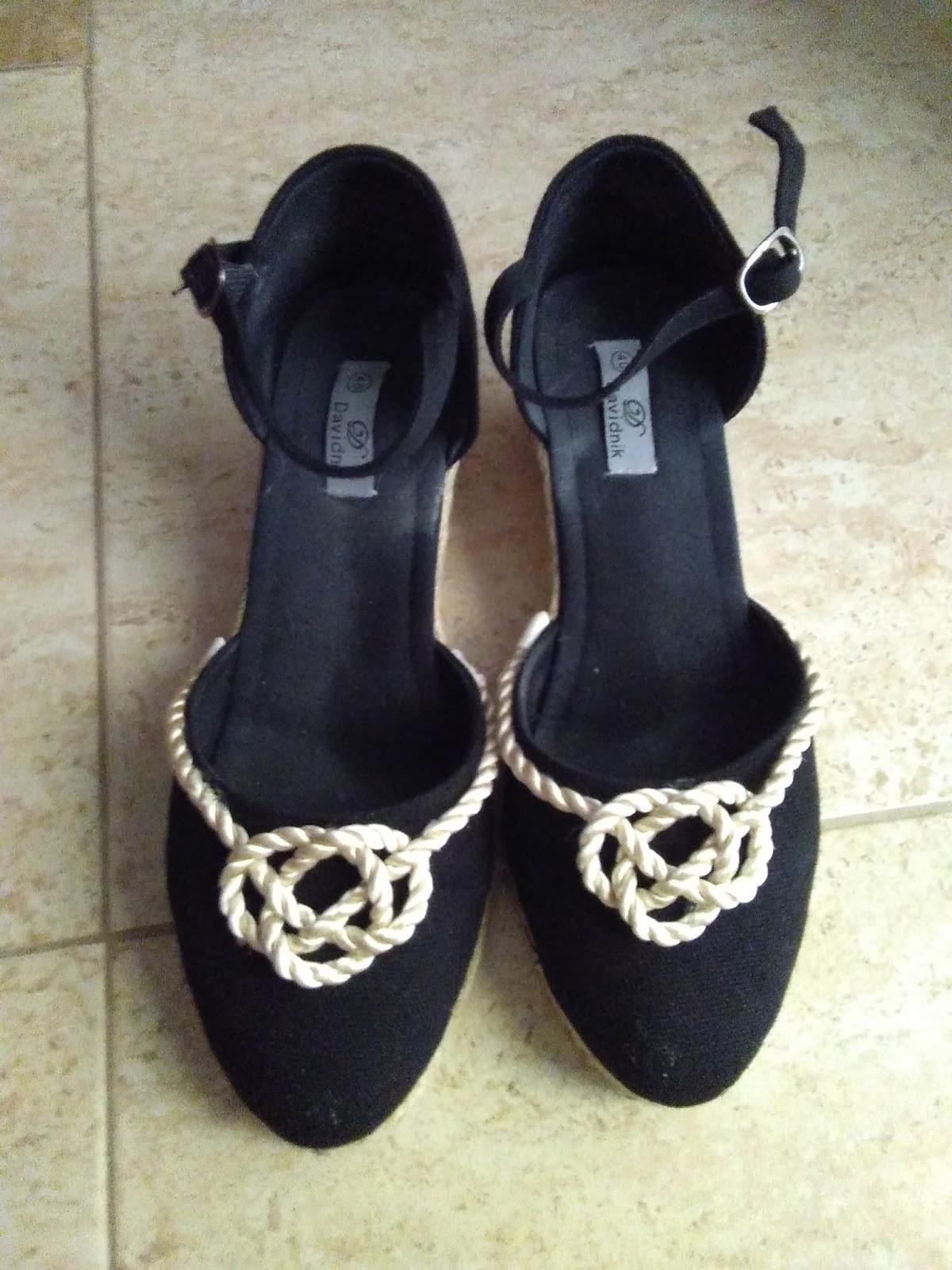 zapatillas de esparto negras 9db1f40a5c23