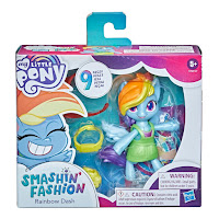 My Little Pony Rainbow Dash Smashin Fashion Figure