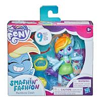My Little Pony Rainbow Dash Smashin Fashion Figure