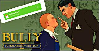 طريقة تحميل لعبة bully بدون نت للاندرويد