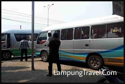 Travel Cinere Bandar Lampung