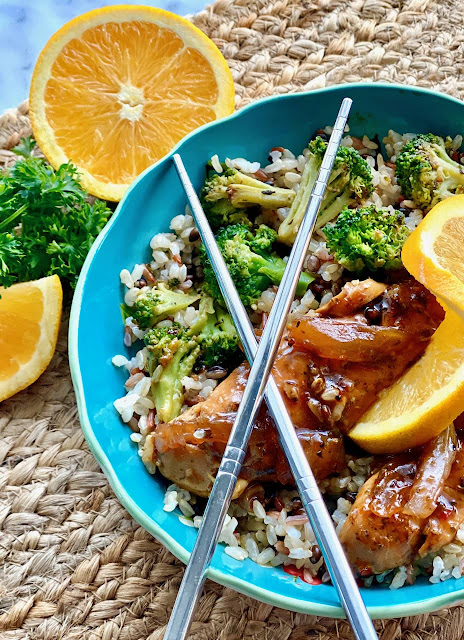 Jerk Chicken Bowl Recipe
