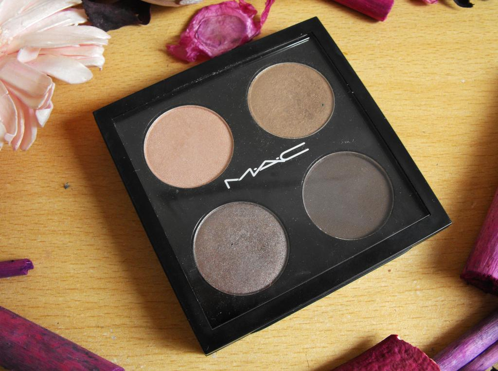 My Mac Eyeshadow Quad
