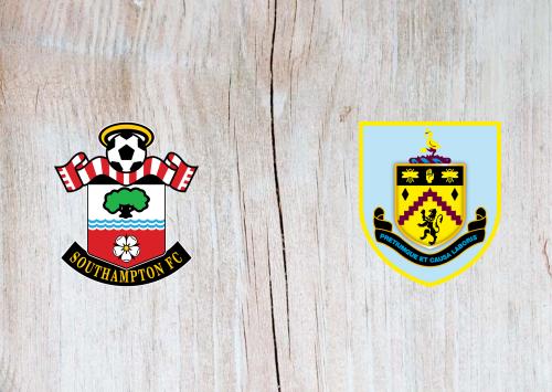 Southampton vs Burnley -Highlights 04 April 2021