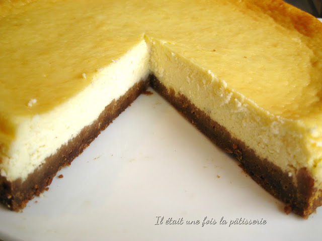 recette du cheesecake aux sp culoos il tait une fois la p tisserie. Black Bedroom Furniture Sets. Home Design Ideas