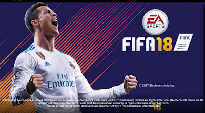FIFA 18 Mod of Dream League Soccer 18