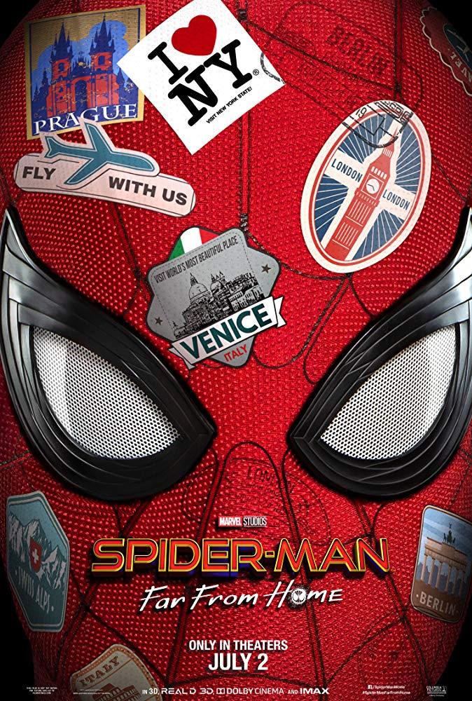 Spider Man Far From Home Screencaps : spider, screencaps, Movie, Screencaps:, Spider-Man, (2019), Directed, Watts, Screencaps, 10,000