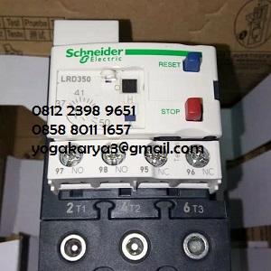 Jual Thermal Overload Scheider LRD318  LRD 350 di Jakarta