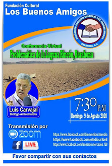 Miembro de la Academia de Ciencias de RD dictará conferencia virtual sobre la Laguna Rincón, en Cabral