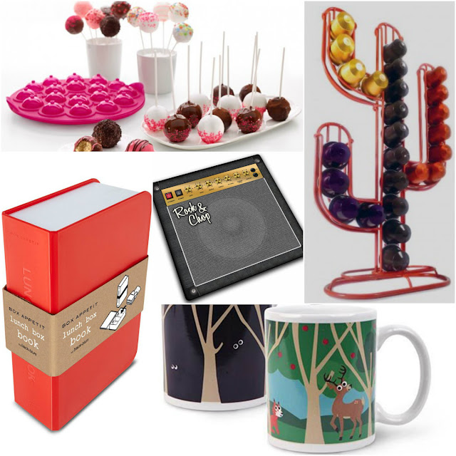 5 Christmas gifts for kitchen and design lovers. Modern designers