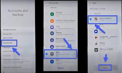 Cara Verifikasi Akun Google Samsung M32 SM-M325 Tanpa PC sukses