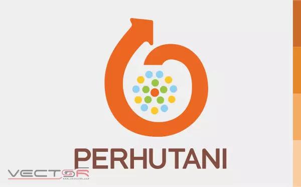 Logo Perum Perhutani (2010-2020) - Download Vector File AI (Adobe Illustrator)