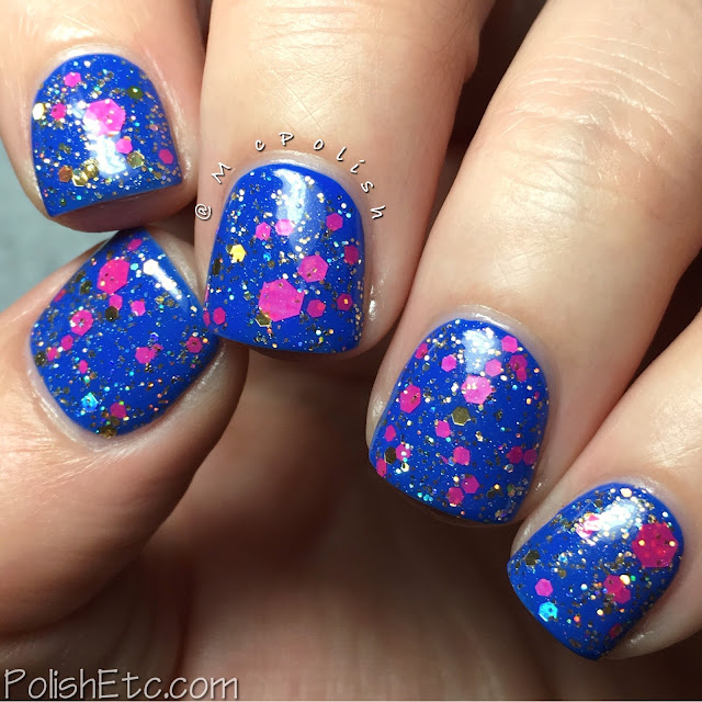 Takko Tuesday! - McPolish - XOXO