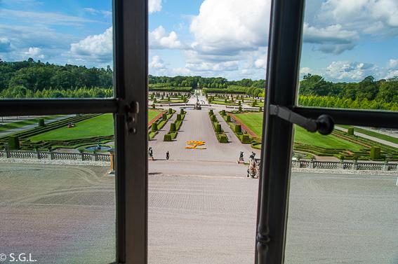 Estocomo. Jardines del palacio Drottningholm