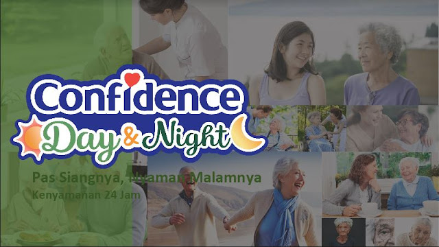 Popok Deawasa Confidence Day And Night