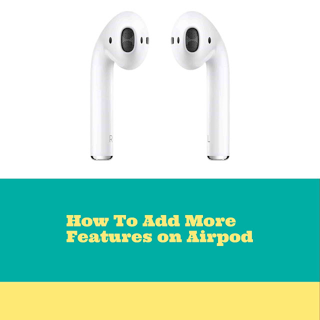 You can now add more features and functions on Airpods using a gesture action on iOS 10 with Siliqua tweak which allows users to skip/rewind, increase/decrease the volume and more features on Airpods using a gesture on iOS 10.
