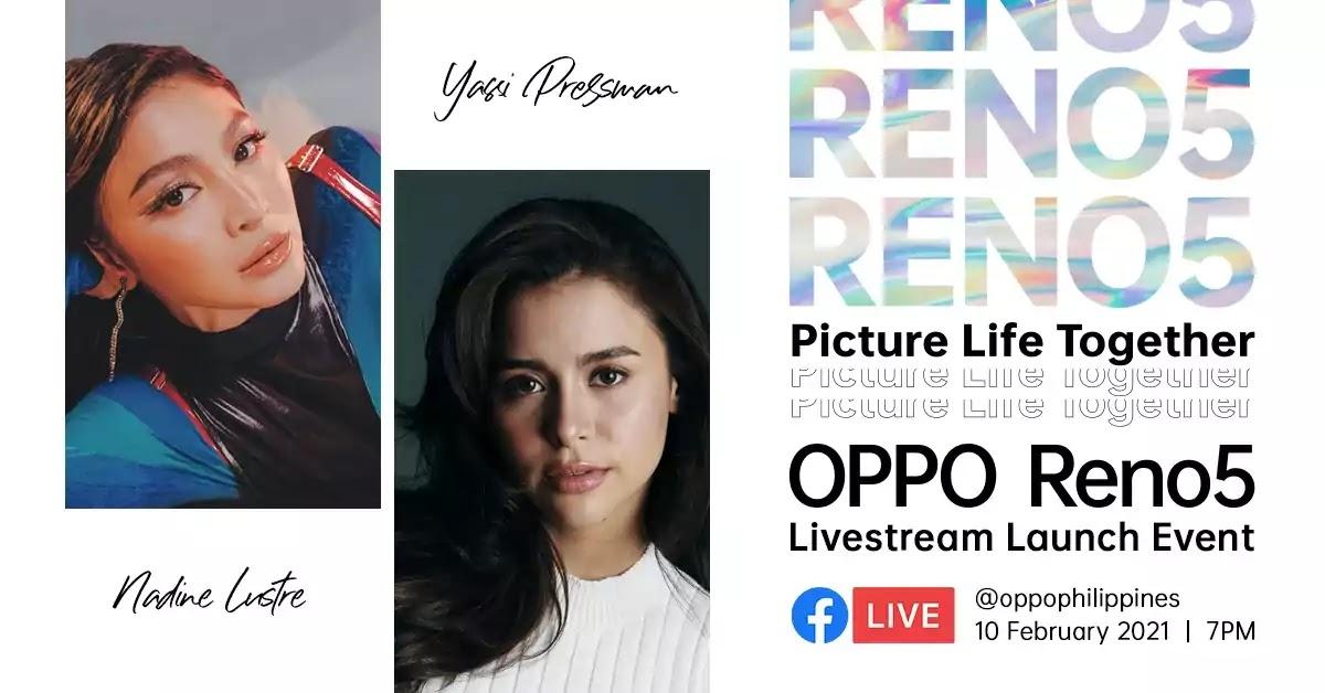 OPPO Reno5 Livestream Launch Event