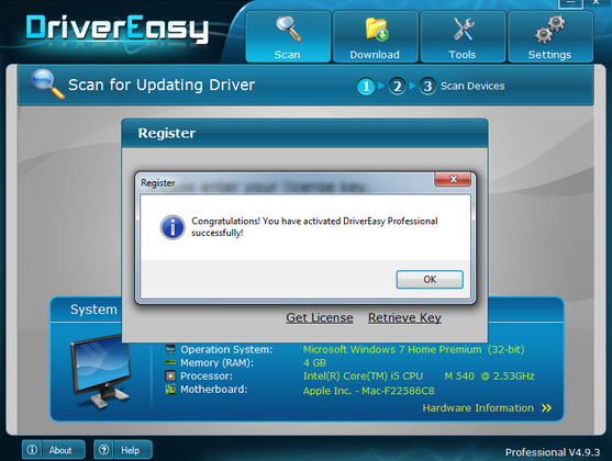DriverEasy Professional 4.9.3.10906 with Crack Full ...