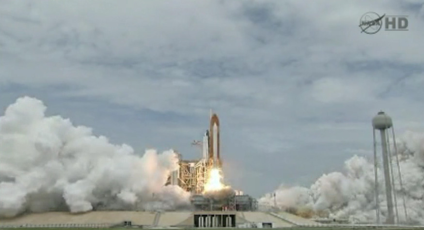 how many space shuttle missions were launched - photo #14