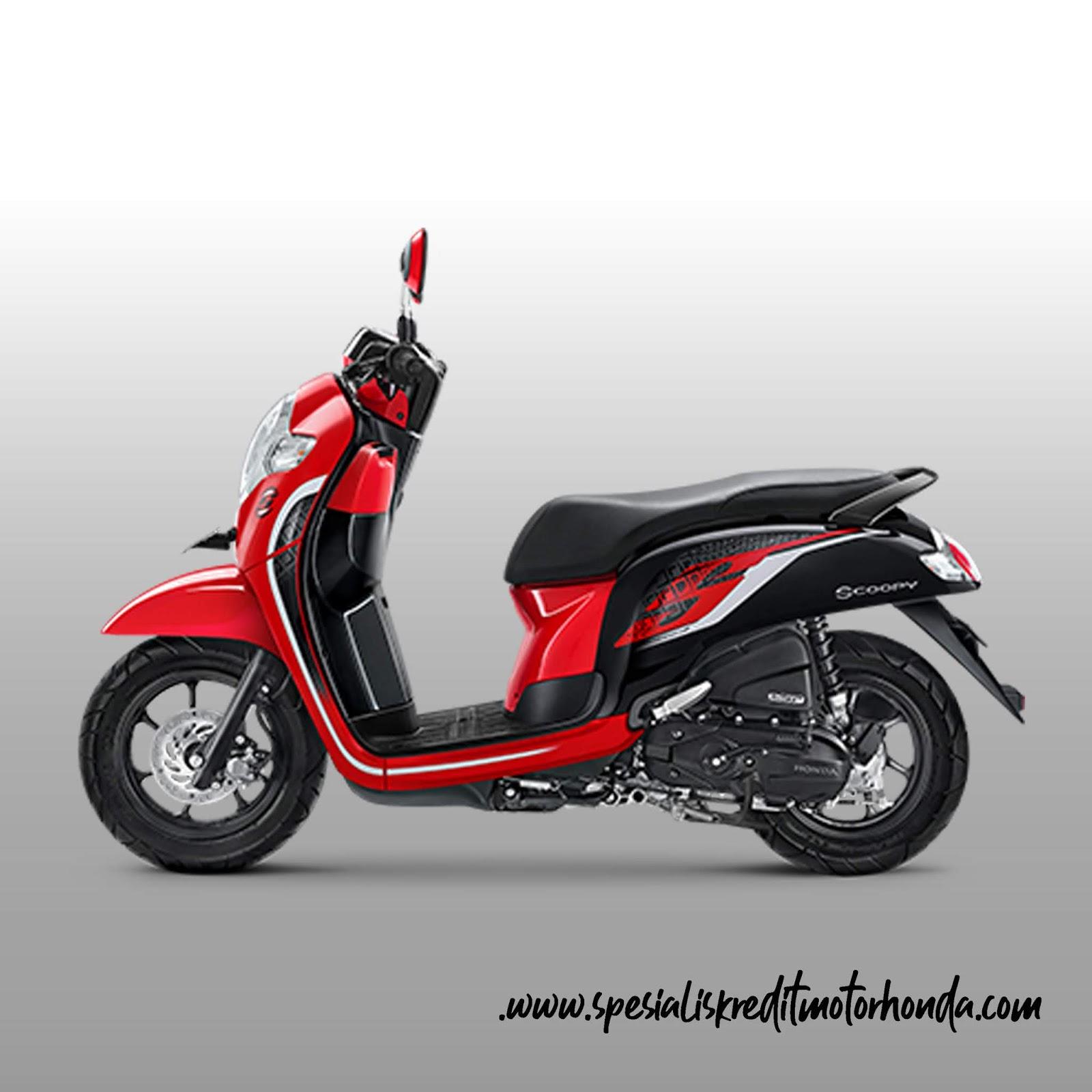 All Varian New Honda Scoopy Sporty 2020 - Spesialis Kredit ...