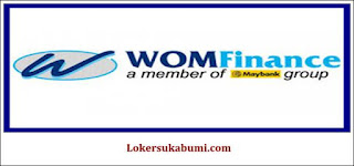 Lowongan Kerja WOM Finance Sukabumi Terbaru