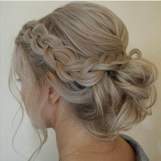Prom Hair Updos: Hairstyles for Prom