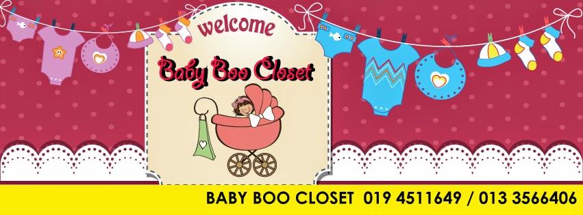 Baby Boo Closte