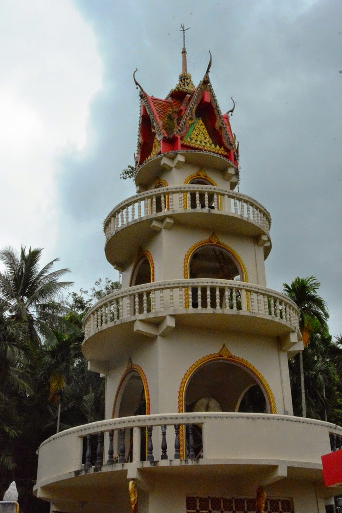 Wat Suvan Patong Beach tower