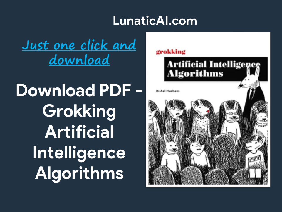 Grokking Artificial Intelligence Algorithms PDF Github