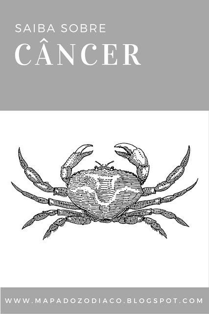 o significado dos planetas no signo de cancer astrologia